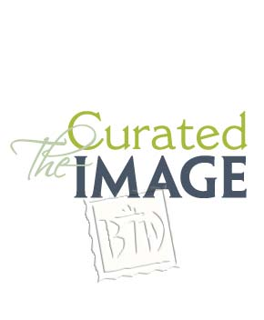 The Curated Image Logo